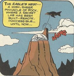 The Eagles Nest (Issues 01)