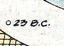 23 BC