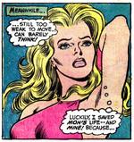 Saturn GIrl (Superboy 190 2)