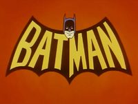 Season 1 - Batman INTRO Card