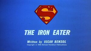 The Iron Eater