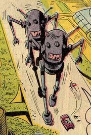Rohtul's Robots