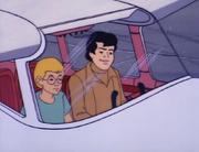 Stealing Plane (02x1b - Joy Ride)