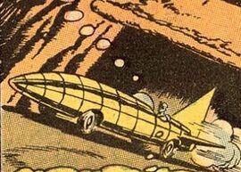 Arrow Car (Issue 00)