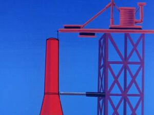 Gantry Crane (01x08 - The Androids)