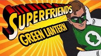Green Lantern ROTM - The Amazing Superfriends!