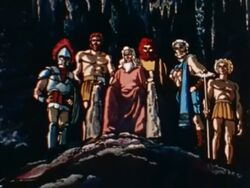 Shazam immortal elders 2
