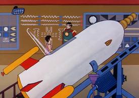 2 Rocket-Ship