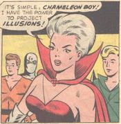 Princess Projecta 2 -Adventure Comics -346 (July 1966)-.