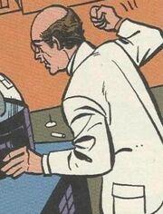 Doc at Underground Lab at Hudson Univ. 1 (Issue 01)