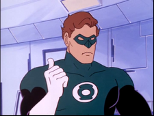 Green Lantern (09x08 - The Death of Superman)