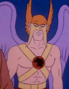 Hawkman (04x14c - Time Rescue)
