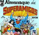 Superamigos Comic Books