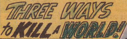 Title (Issue 9)