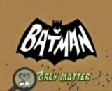 Batman and Grey Matter