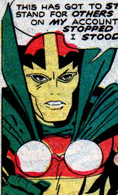 Scott Free (Mister Miracle -5) 2