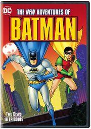 The New Adventures of Batman (2018)