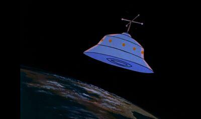 Deimos Rocket Ship