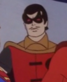 Evil Robin 1 (Universe of Evil)