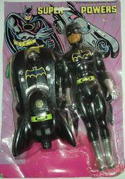 Batman (Super Powers Action Figure)