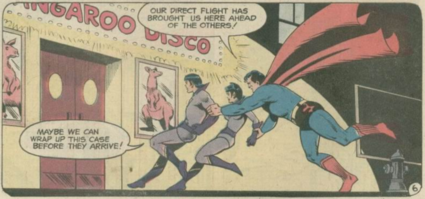 Kangaroo Disco (SuperFriends 19)