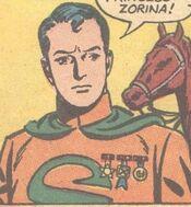 Prince Mark (Adventure Comics 303)