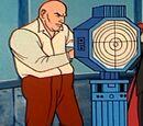 Kryptonic beam projector
