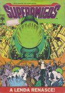 Super Amigos comics 69