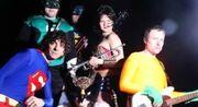 Super Friends band