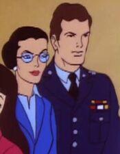 Diana & Steve (08x03 - The Darkseid Deception)