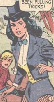 Zatanna (SuperGirl 4)