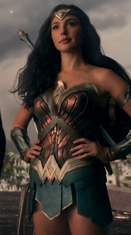 (2017) WW Gal Gadot (DCEU Justice League)