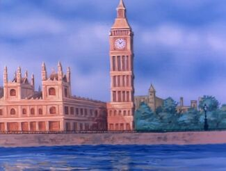 London (01x15 - The Planet-Splitter)