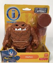 Clayface (Imaginext- DC Super Friends)