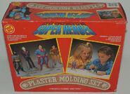 DC Comics Super Heroes Plaster Molding Set