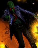J'onn J'onzz (Smallville Absolute Justice, Part II)