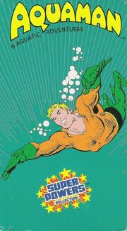 Aquaman Super Powers Video
