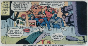 JLA Telethon (Issue 5) 2