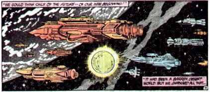 Heading to Oa (Secret Origins 23 February 1988)