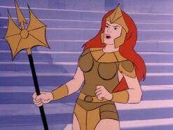 Queen Ocina (05x07c - Return of Atlantis) 2
