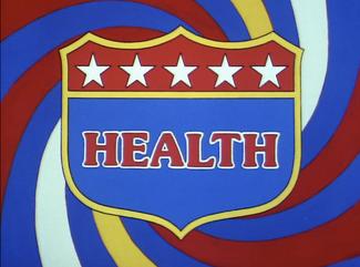 Health (02x1d - The Whirlpool)