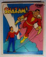 Shazam Puzzle (Playskool, 1976)