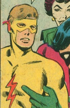 Kid Flash (TeenTitans, 50)