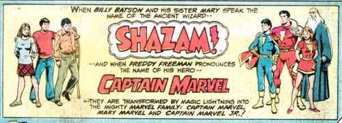 Marvel Family (Shazam 35)