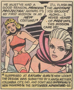 Saturn GIrl (Action Comics -392 2 (September 1970))
