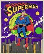 Superman Puzzle (Playskool, 1976)