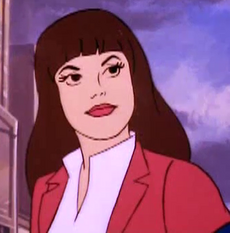 Lois Lane (08x01a - The Bride of Darkseid, Part One) 2