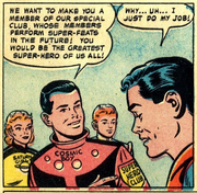 Meeting Superboy 2 (Adventure Comics 247)