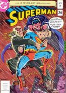 Superman Greek Comics 36