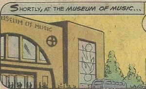 Museum of Music (Issue 4)